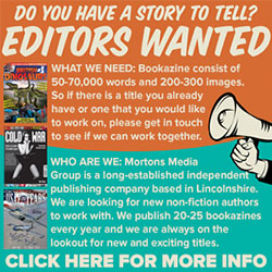 Bookazine Editors Wanted